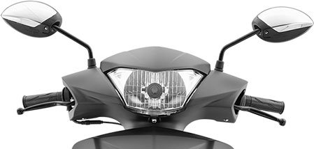 Yamaha Alpha - Headlight
