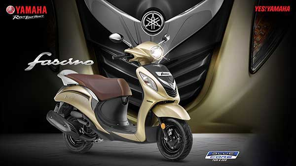 YAMAHA FASCINO BEST SCOOTER
