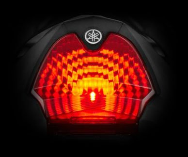 YAMAHA RAY ZR EDGY TAIL LIGHT